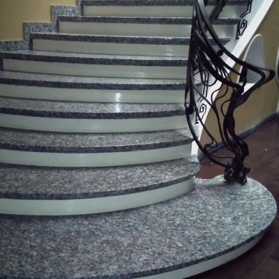 Лестницы из гранита