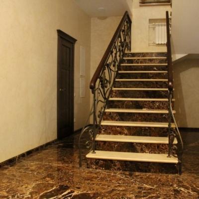 Лестницы из мрамора